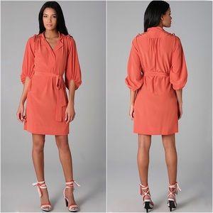 Diane Von Furstenberg Bailey Louche dress